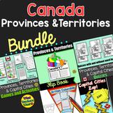 Canada Bundle: Provinces and Territories