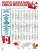 Canada Puzzle Page (Wordsearch and Criss-Cross)