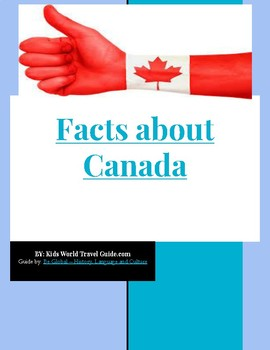 Canada Reading Activity Guide