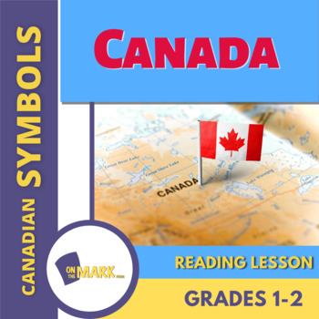 Canada Reading Lesson Gr. 1-2