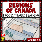 Canada Regions Research Projects