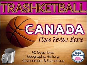 Canada Review Game (TRASHKETBALL)