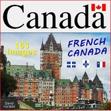 Canada Social Studies: French Canada - 163 Images (K-12)
