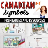 Canadian Symbols -Symbols of Canada unit