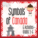 Canada! Canadian Symbols Activities