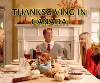 Canada Thanksgiving Day - Power Point - Facts History Information Pictures