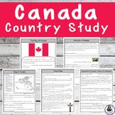 Canada Unit Study