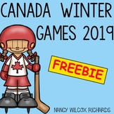 Canada Winter Games 2019 FREEBIE