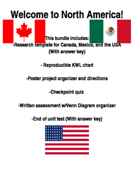Canada and Mexico Bundled Resources