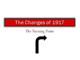 Canada and World War One - The Changes of 1917 - 12 Slide Powerpoint
