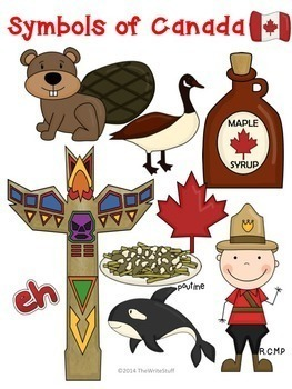 Canada  Activities and Writing Centres