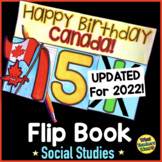 Canada Day Activity or End of the Year Social Studies Activity