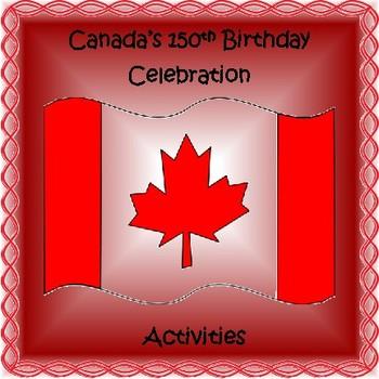 Canada's 150th Birthday Celebration Activities