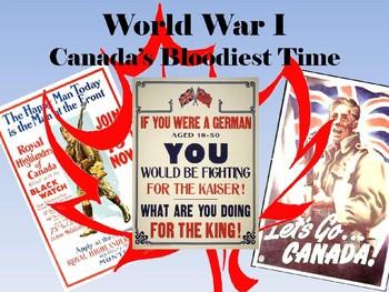 Canada's Bloodiest War
