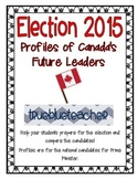 Canada's Election 2015: Leader Profiles