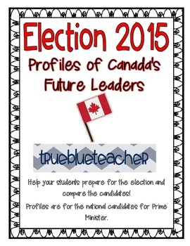 Canada's Election 2015: Leader Profiles
