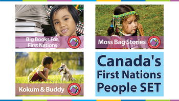 Canada's First Nations People SET Gr. K-2