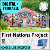 Canada's First Nations Research Project - PBL