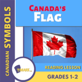 Canada's Flag Reading Lesson Gr. 1-2