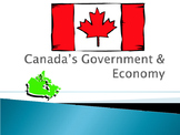 Canada's Government & Economics Information Source for Sca