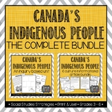 Canada's Indigenous People (First Nations, Aboriginal) - Complete Bundle