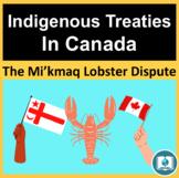FREE Canada's Indigenous Treaties & the Mi'kmaq Lobster Di