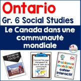 Canada's Interactions with the Global Community: FRENCH VERSION