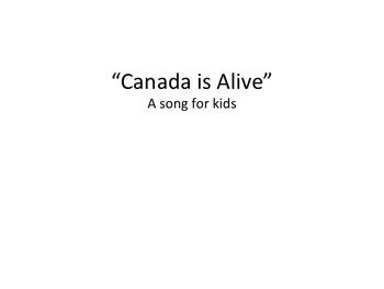 Canada song