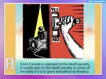 Canada v America Law ~ Lawyer ~ Presentation + Flash Cards + Test