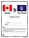 Canada vs. The World (+ Rubric)