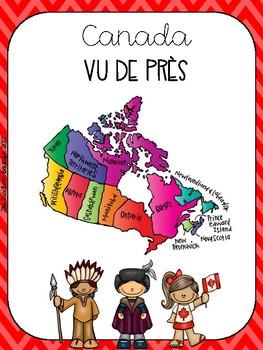 Canada, vu du près