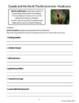 Canada's David Suzuki Biography Informational Texts, Environmental Activities