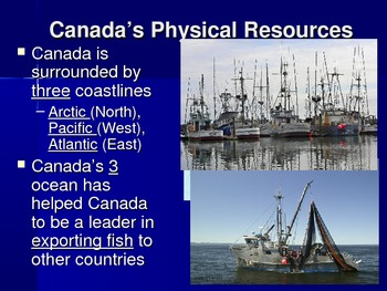 Canada's Geography, Government Structure and Quebec's Independece