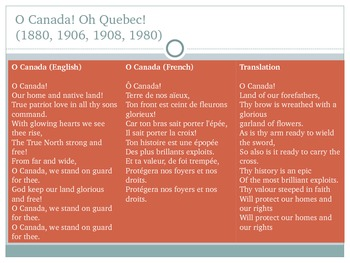 Canada's History of French-English Relations to the Pearso