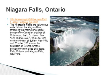 Canada's Significant Landmarks