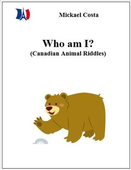 Canadian Animal Riddles (95)