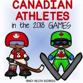 Canadian Athletes in the 2018 Winter Olympics No Prep