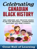 Canadian Black History Lesson Plans