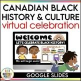 Canadian Black History Virtual Celebration