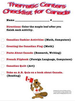 Canadian Centers