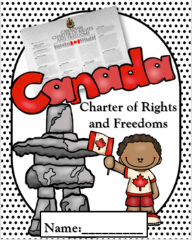 Canadian Charter of Rights and Freedoms Lapbook