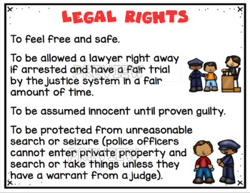 Canadian Charter of Rights and Freedoms ~ Posters by Two ...