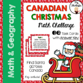Canadian Christmas Math Challenge