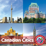 Canadian Cities Gr. 2-3