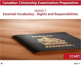 Canadian Citizenship: Rights & Responsbilities - Lesson 1 of 3
