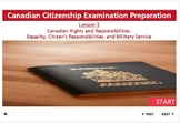 Canadian Citizenship: Rights & Responsbilities - Lesson 3 of 3
