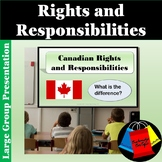 Ontario Social Studies Canadian Citizenship Rights and Responsibilities