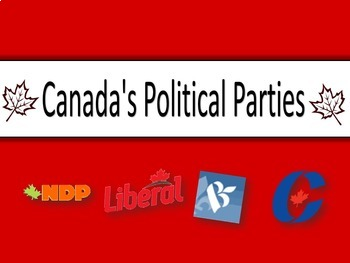 Canadian Politics - A Clear Guide on Political Parties, Elections and Law Making