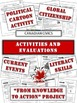 Canadian Civics Unit: Active Citizenship - Current Events