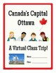 Canadian Social Studies Activities: A Class Trip to Ottawa